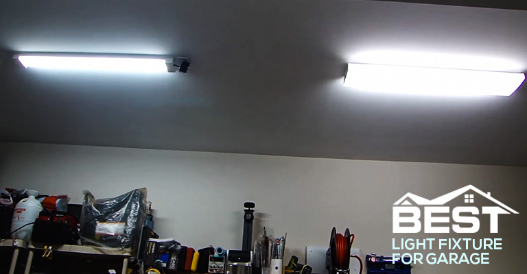 Best Light Fixture For Garage