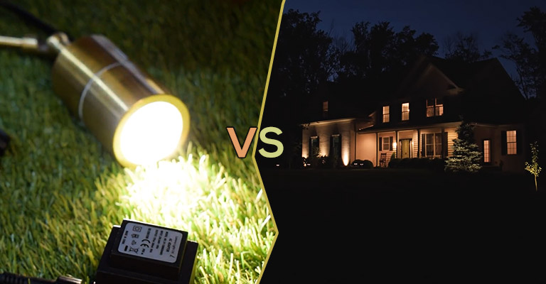 12V AC Vs 12V DC Landscape Lighting