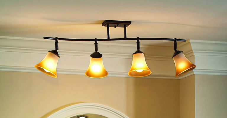 How to Clean Track Lighting