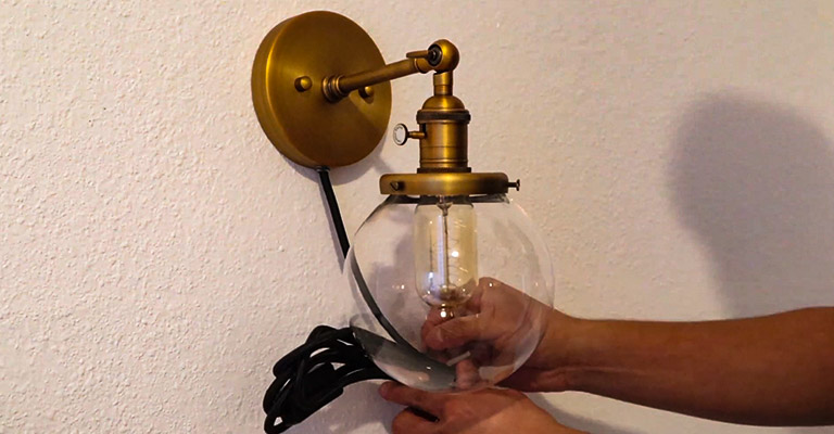 How to Install Wall-Mounted Lighting FI