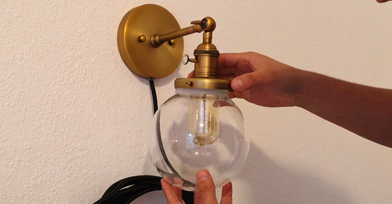How to Install Wall-Mounted Lighting