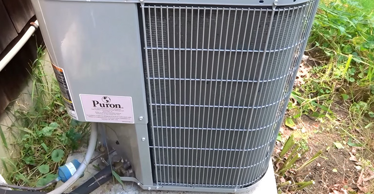 Air Conditioner Making Pulsating Noise and Not Cooling