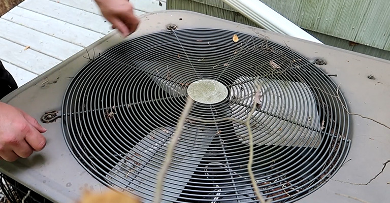 Air Conditioner Making Vibrating Noise