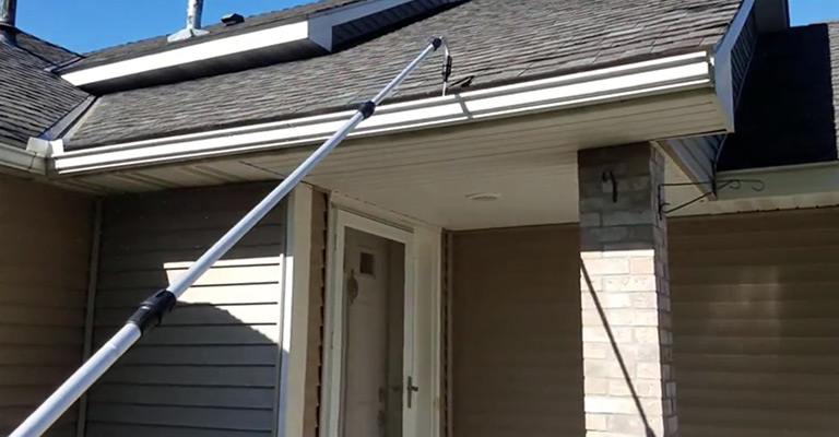 Top Quality 20 Foot Gutter Cleaner FI