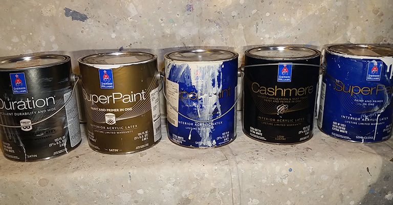Which Type of Sherwin Williams Paint Is Best FI
