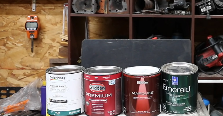 PPG Timeless Paint vs Behr Marquee