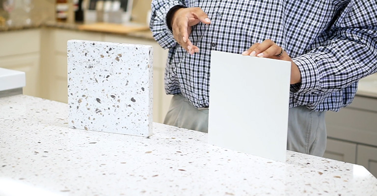 Corian vs Formica Solid Surfacing FI