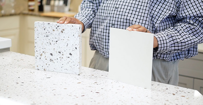 Corian vs Formica Solid Surfacing