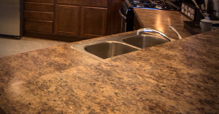 What Are Corian and Formica Countertops Made Of