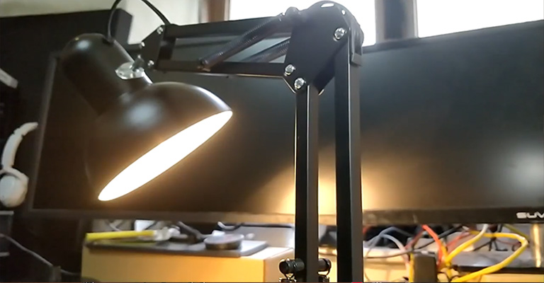 Best Color For Swing Arm Lighting