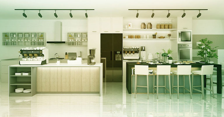 Is Track Lighting Good For The Kitchen