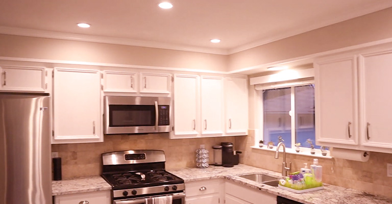 Where Should Recessed Lights Be Placed