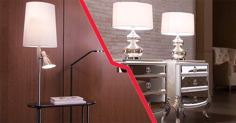Are Floor Lamps Better Than Table Lamps